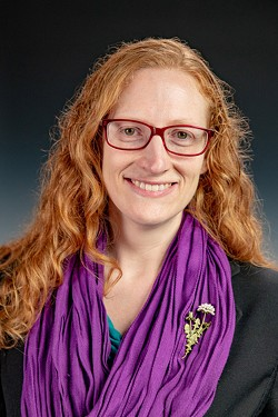 City Council member Mary Lupien - PHOTO PROVIDED