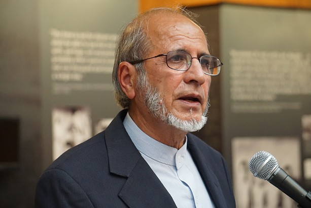 RASE co-chair Muhammad Shafiq. - PHOTO BY GINO FANELLI
