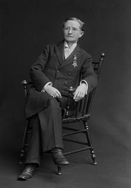 Dr. Mary Edwards Walker. - PHOTO COURTESY OF LIBRARY OF CONGRESS