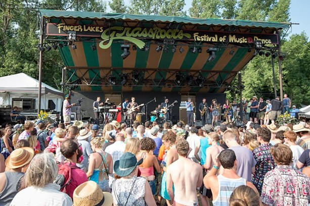 PHOTO PROVIDED BY GRASSROOTS FESTIVAL