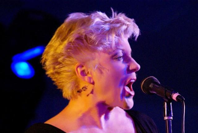 Jazz singer Nancy Kelly. - FILE PHOTO