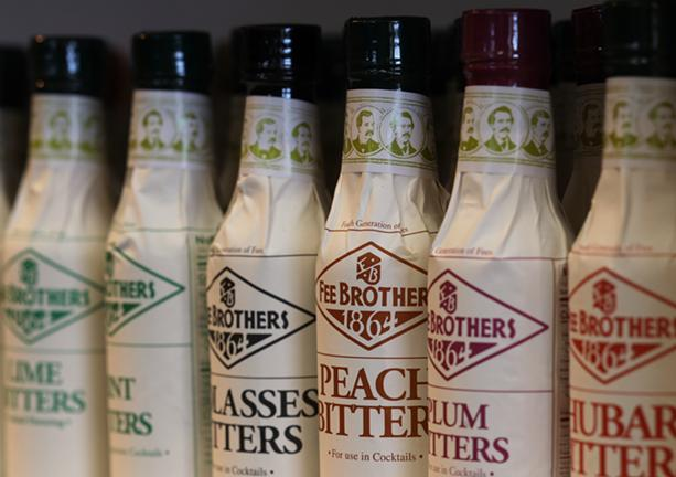 Fee Brothers produces 98 products, including 19 varieties of bitters. - PHOTO BY MAX SCHULTE