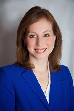Monroe County Legislator Rachel Barnhart. - FILE PHOTO