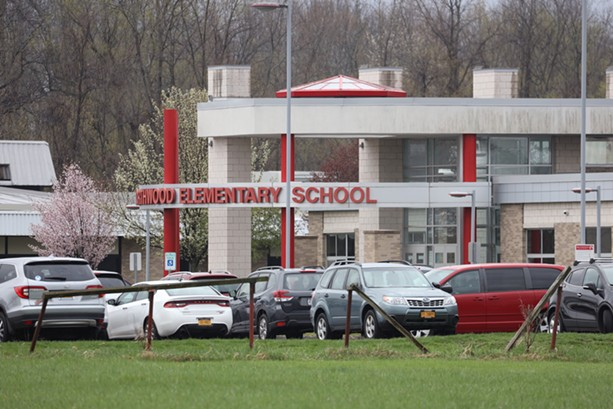 Northwood Elementary in Hilton. - PHOTO BY MAX SCHULTE