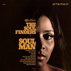 "The Soul Finders' album ""Soul Man"" was one of more than 2,000 albums produced by Ethel Gabriel."