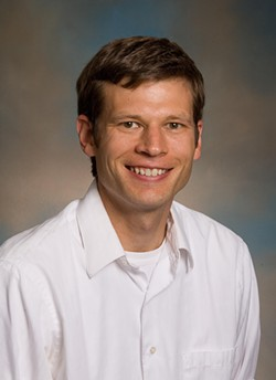 Dr. Steven Schulz is the pediatric medical director for Rochester Regional Health. - PHOTO PROVIDED BY ROCHESTER REGIONAL HEALTH