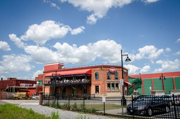 """The Genesee Brew House is one of the featured stops on the """"Upstate Eats Trail."""" - FILE PHOTO"""