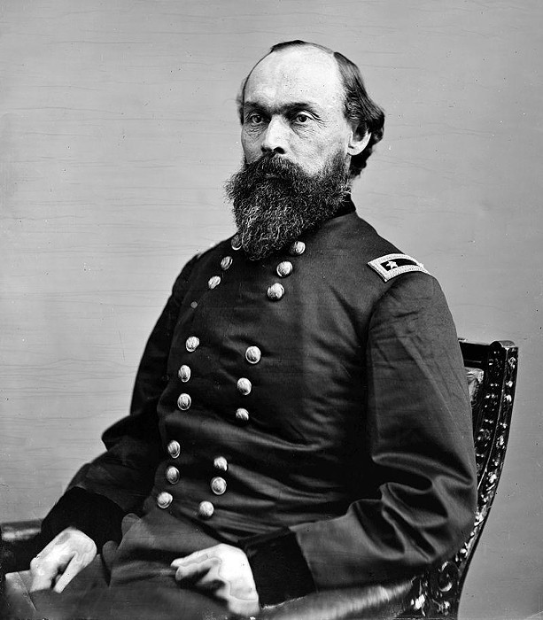 Gen. Gordon Granger, a Sodus native who delivered the news of emancipation to Texas. - PROVIDED