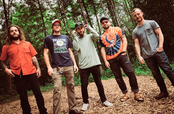 """Regional bluegrass band Dirty Blanket will play""""Bluegrass Zydeco"""" weekend at The Heron Music Series on Saturday, July 10. - PHOTO PROVIDED"""