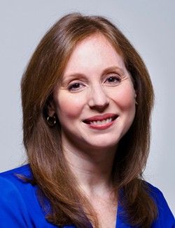 Democratic County Legislator Rachel Barnhart - PHOTO PROVIDED