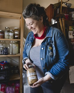 Cheryl Paswater of Contraband Ferments in Brooklyn will lead several workshops and deliver the keynote lecture at FLX Fermentation Festival on Aug. 14 and 15. - PHOTO PROVIDED BY ROCHESTER MUSEUM & SCIENCE CENTER (RMSC)