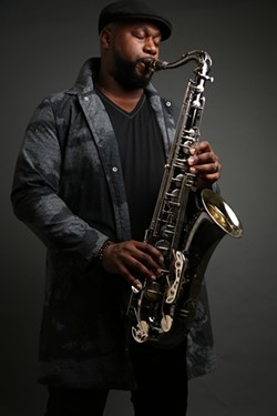 Rochester jazz musician Judah Sealy opens for Adam Hawley at The Club at Water Street on Aug. 19. - PHOTO PROVIDED BY JUDAH SEALY