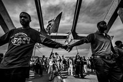 "Joshua Rashaad McFadden's ""50 Years,"" a 2015 photo from his ""After Selma"" series. - PHOTO PROVIDED"