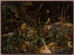 """Night Garden"" by Joy Adams. - PHOTO PROVIDED"