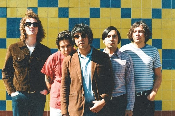 Los Angeles band Levitation room brings its psych-rock meditations to the Bug Jar on Sept. 14. - PHOTO PROVIDED