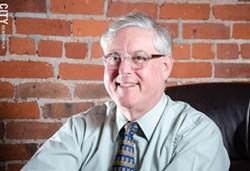 Monroe County Democratic Committee chair David Garretson - FILE PHOTO