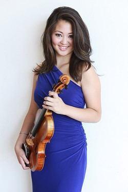 Simone Porter joins the RPO for a Barber concerto. - PROVIDED PHOTO