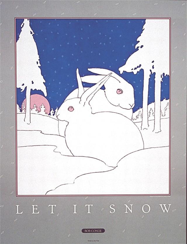 "Bob Conge, ""Let It Snow"" - PHOTO PROVIDED"