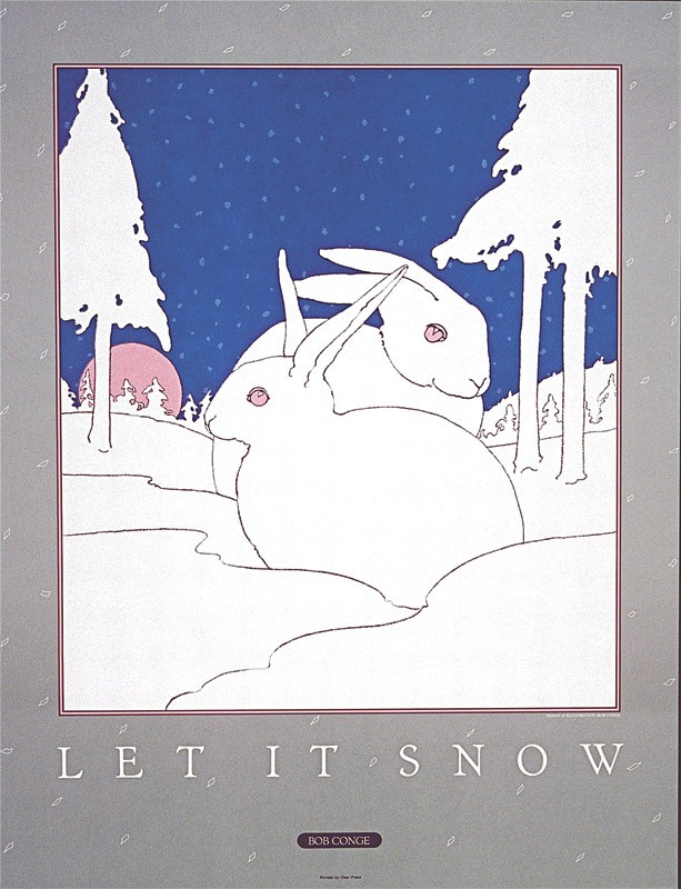 "Bob Conge, ""Let It Snow"" - PHOTO PROVIDED"
