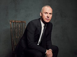 Michael Keaton - PROVIDED PHOTO