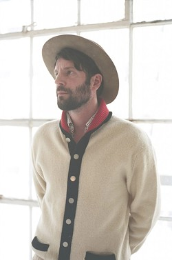 Ray LaMontagne is scheduled for Saturday, July 23, at CMAC. - PHOTO BY SAMANTHA CASOLARI