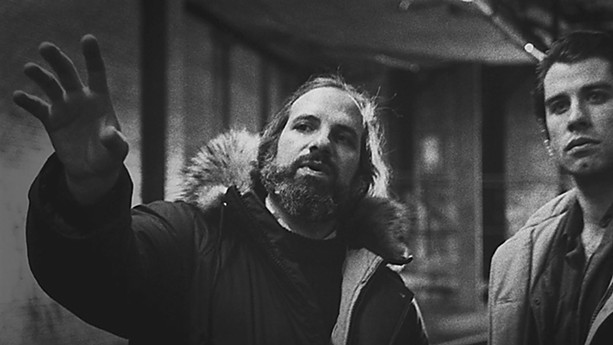 """A scene from the documentary """"De Palma."""" - PHOTO PROVIDED BY A24"""