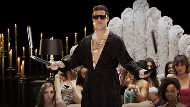 "Andy Samberg stars in ""Popstar: Never Stop Never Stopping."" - PHOTO PROVIDED BY UNIVERSAL PICTURES"