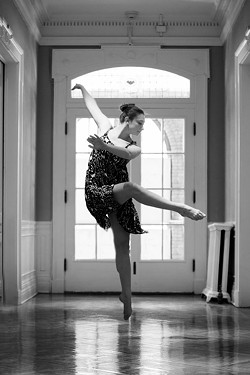 Kaitley Wozer will premiere a new work during Dances at MuCCC 2016. The five-night festival will include work from 21 choreographers, local and international. - PHOTO BY KEVIN COLTON