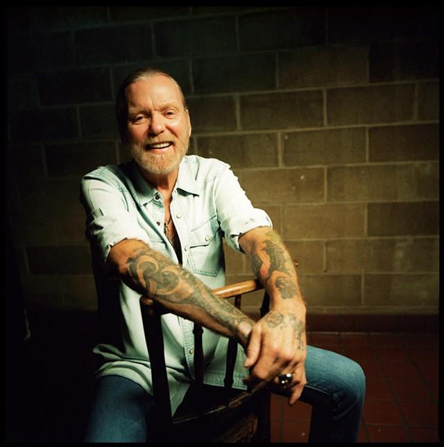 Gregg Allman - PHOTO COURTESY XEROX ROCHESTER INTERNATIONAL JAZZ FESTIVAL