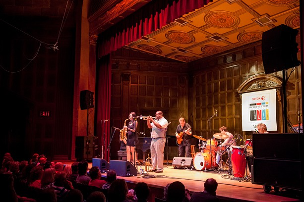 The Dizzy Gillespie Afro-Cuban Experience - PHOTO BY JOSH SAUNDERS