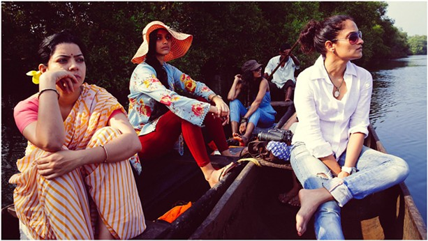 'Angry Indian Goddesses' - PHOTO PROVIDED