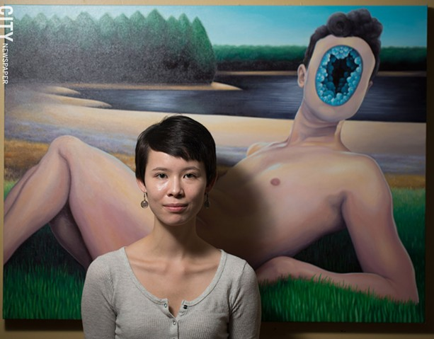 Melissa Huang - PHOTO BY MIKE HANLON