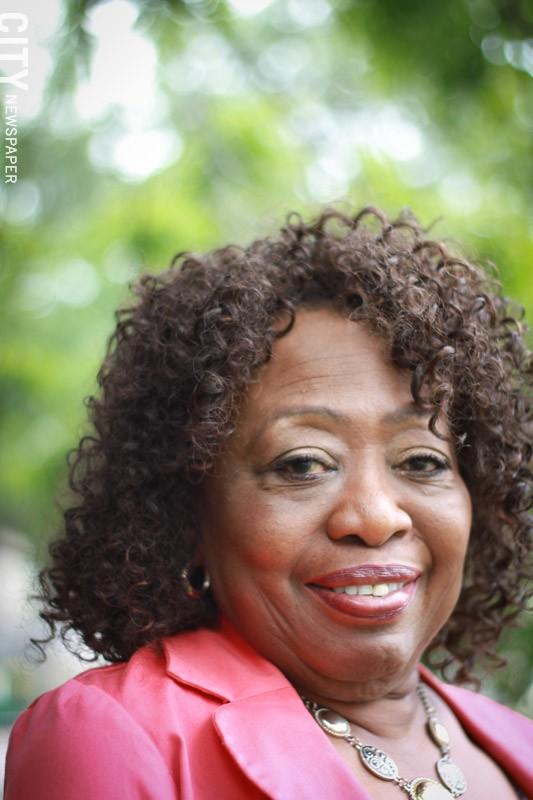 Loretta Scott - PHOTO BY KEVIN FULLER