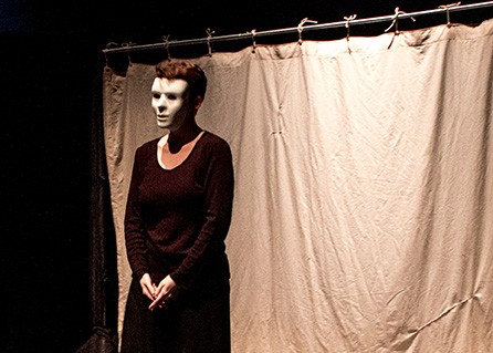 "MCC's On the Edge Drama Troupe performed ""Nevermore! In Motion"" at SOTA on Thursday. - PHOTO BY ASHLEIGH DESKINS"