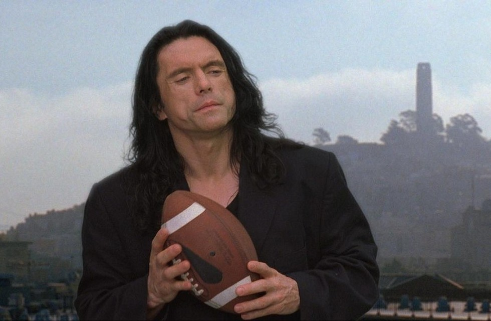 """Tommy Wiseau in """"The Room."""" - PHOTO COURTESY A24"""