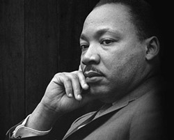 Martin Luther King Jr. - FILE PHOTO