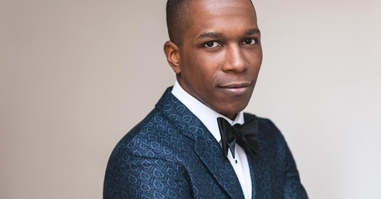Leslie Odom Jr. - PHOTO BY CHRISTOPHER BOUDEWYNS