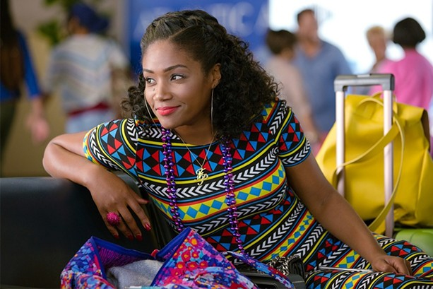 "Tiffany Haddish in ""Girls Trip"" - PHOTO COURTESY UNIVERSAL PICTURES"