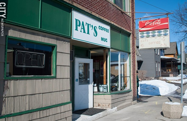 Pat's has been a staple on the border of the South Wedge-Swillburg neighborhoods since 1992. - PHOTO BY JACOB WALSH