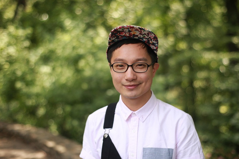 Chen Chen. - PHOTO BY JESS CHEN
