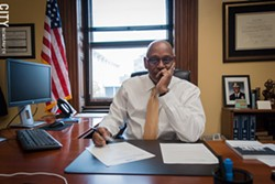 Deputy Mayor Cedric Alexander - FILE PHOTO