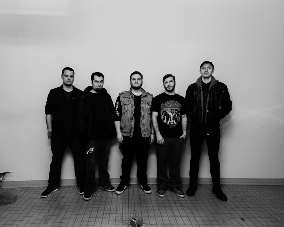 Diluted will release its newest EP in August - PHOTO BY DANIEL FINKELSTEIN