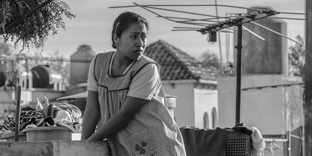 """Roma"" - COURTESY NETFLIX"