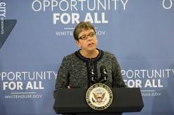 MCC President Anne Kress. - FILE PHOTO