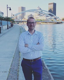 Northeast neighborhood leader Bryce Miller plans to run for City Council. - PHOTO PROVIDED