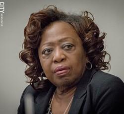 Rochester City Council President Loretta Scott - PHOTO BY RYAN WILLIAMSON