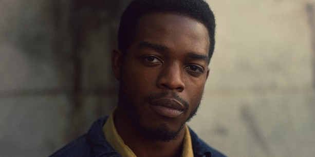"Stephan James in ""If Beale Street Could Talk."" - PHOTO COURTESY ANNAPURNA PICTURES"