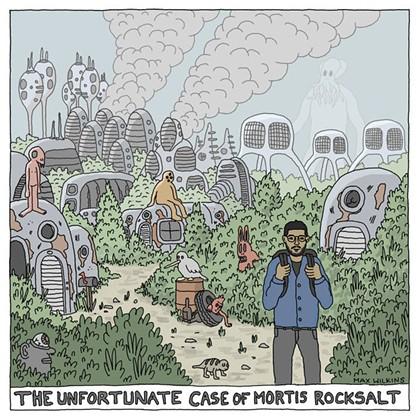 Album review: 'The Unfortunate Case of Mortis Rocksalt'