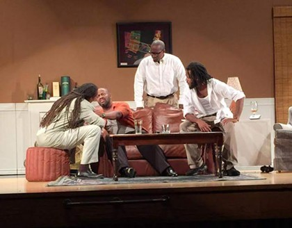 THEATER/MUSIC | Sankofa Evening of Theatre and Jazz