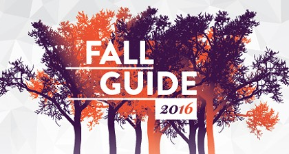 Fall Guide 2016